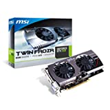 MSI N660 TF 2GD5: NVIDIA GeForce GTX 660, 2GB GDDR5, PCI Express 3.0  Graphics Card