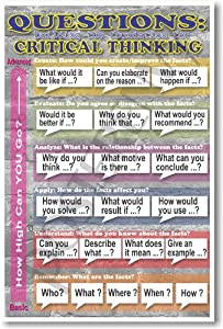 Sample Thinking Skills Questions / Resources / Home