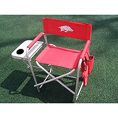 Rivalry Distributing RIV-RV112-1300 Arkansas Razorbacks NCCA Ultimate Directors Chair