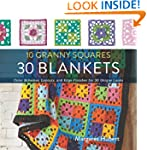 10 Granny Squares 30 Blankets: Color...