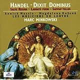 Handel: Dixit Dominus; Salve Regina; Laudate Pueri; Saeviat Tellus