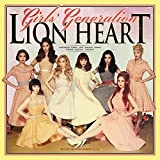 少女時代 Lion Heart 5th アルバム ( 韓国盤 )( 初回限定特典23点 )(韓メディアSHOP限定)