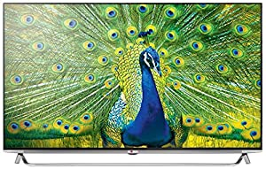 LG Electronics 65UB9500 65-Inch 4K Ultra HD 120Hz 3D LED TV