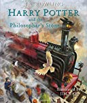 Harry Potter and the Philosopher's Stone (Harry Potter Illustrated ed)