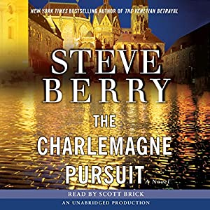 The Charlemagne Pursuit Audiobook