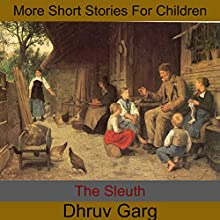 The Sleuth Audiobook by Dhruv Garg Narrated by John Hawkes