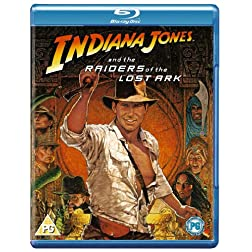 Indiana Jones & Raiders of the Lost Ark [Blu-ray]