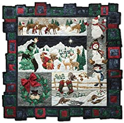 McKenna Ryan Pine Needles When Friends Gather Christmas Pattern Set