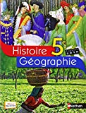 Histoire G�ographie 5e : Programme 2010