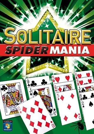 SpiderMania Solitaire [Download]