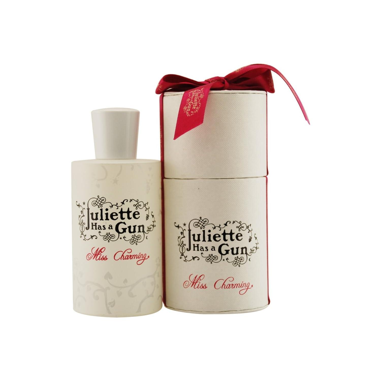 Miss Charming By Juliette Has A Gun Eau De Parfum Spray for Women, 3.40-Ounce