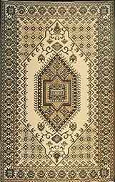 Turkish Mat Rug Size: Runner 2\'5\