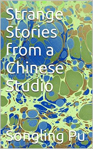Songling Pu - LIAO ZHAI ZHI YI: 聊斋志异 (中) (English Edition)