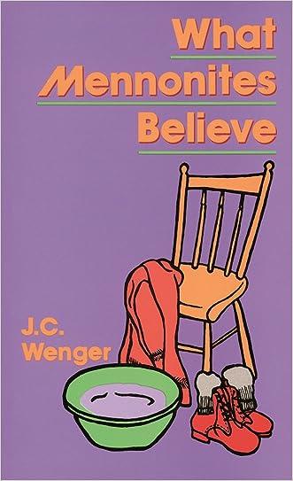 What Mennonites Believe