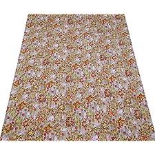 patrón de colcha floral gudri kantha cama puro algodón propagación de matrimonio 108