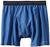 ExOfficio Men's Give-N-Go Boxer Brief,Ocean,XX-Large