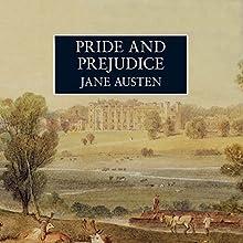 Pride and Prejudice [Audible Studios] (       UNABRIDGED) by Jane Austen Narrated by Lindsay Duncan