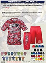 Anaconda Sports® Adult Preseason Digital Camo Football Package (Call 1-800-327-0074 ext. 221 to order)