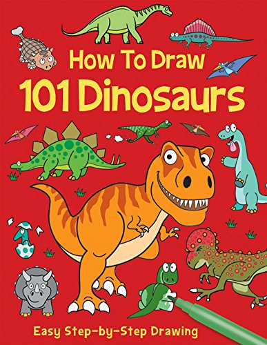How to Draw 101 Dinosaurs (Draw Dinosaurs compare prices)