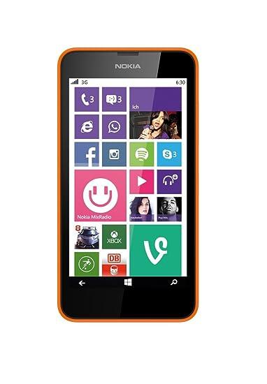 Nokia Lumia 630 Smartphone Compact