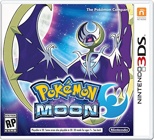 Pokémon Moon - Nintendo 3DS Moon Edition