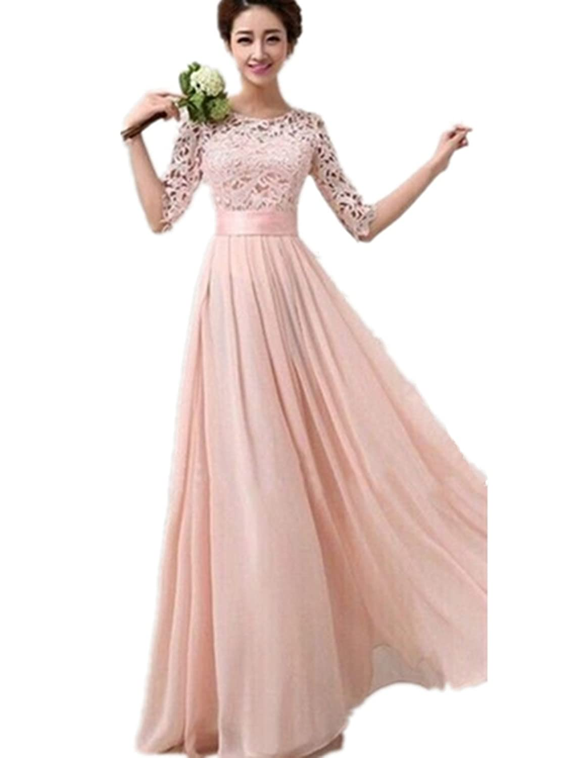 Pink Wedding Dresses - Lots of Wedding Ideas.com