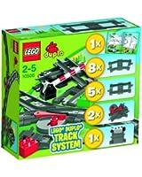 Lego Duplo Legoville - 10506 - Jouet de Premier Age - Ensemble d'éléments pour le Train