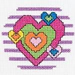 Bucilla 45457 My 1st Stitch Counted M...
