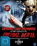 DVD & Blu-ray - Crystal Lake Memories - Die ganze Geschichte von Freitag der 13. (Blu-ray) (2 Disc-Set) (Limitierter & nummerierter Silberglanzfolienschuber mit Hochpr�gung)