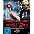 Crystal Lake Memories - Die ganze Geschichte von Freitag der 13. (Blu-ray) (2 Disc-Set) (Limitierter & nummerierter Silberglanzfolienschuber mit Hochpr�gung)