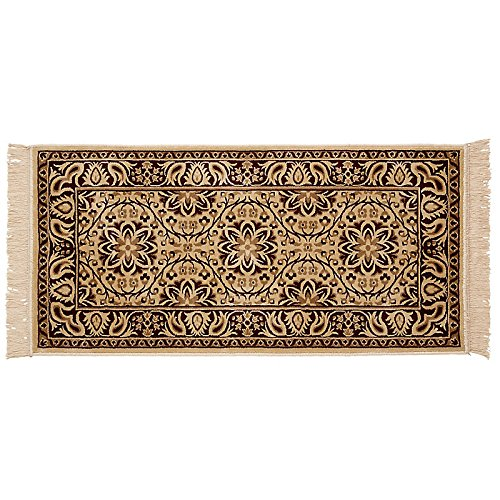 Darby Low-Profile Rug-2' x 4' - Beige