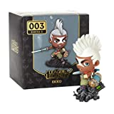 GLUSa Ekko Figure The  Boy  Who  Shattered  Time League of Legends AP MID Champ,It's Not How Much Time You Have, It's How You Use It.