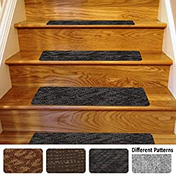 13 Stair Treads - Indoor and Outdoor Use - Peel and Stick