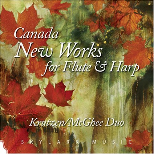 Canada New Works for Flute & Harp