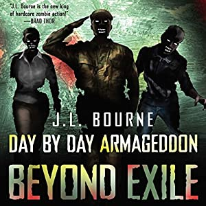 Day by Day Armageddon: Beyond Exile Audiobook