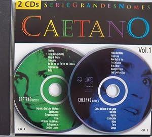 Caetano Veloso - Serie Grandes Nomes Vol. 01 - Amazon.com Music