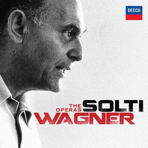The Operas Wagner (G.Solti) - Wagner por Solti en 36 Cd