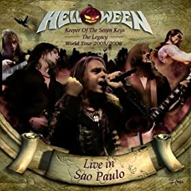 Keeper of the seven Keys - The Legacy World Tour - Live in Sao Paulo
