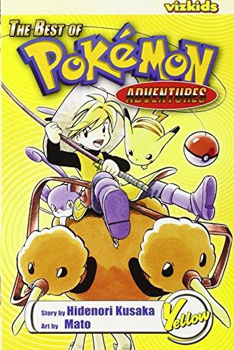The Best of Pokémon Adventures: Yellow