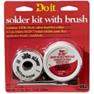 Do it H-205 Water Soluble Lead-free Paste Flux Kit-LEAD FREE SOLDER KIT