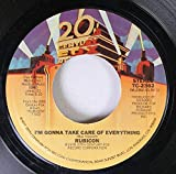 RUBICON 45 RPM I'M GONNA TAKE CARE OF EVERYTHING / THAT'S THE WAY THINGS ARE
