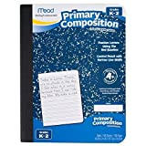 Mead Primary Composition Book, Ruled, 100 Sheets/200 Pages (9902)