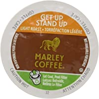 36 Count Marley Mixer Single Serve RealCup Organic Variety Pack for Keurig K-Cup Brewers