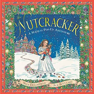 The Nutcracker A Magical Pop Up Adventure Amazon Co Uk