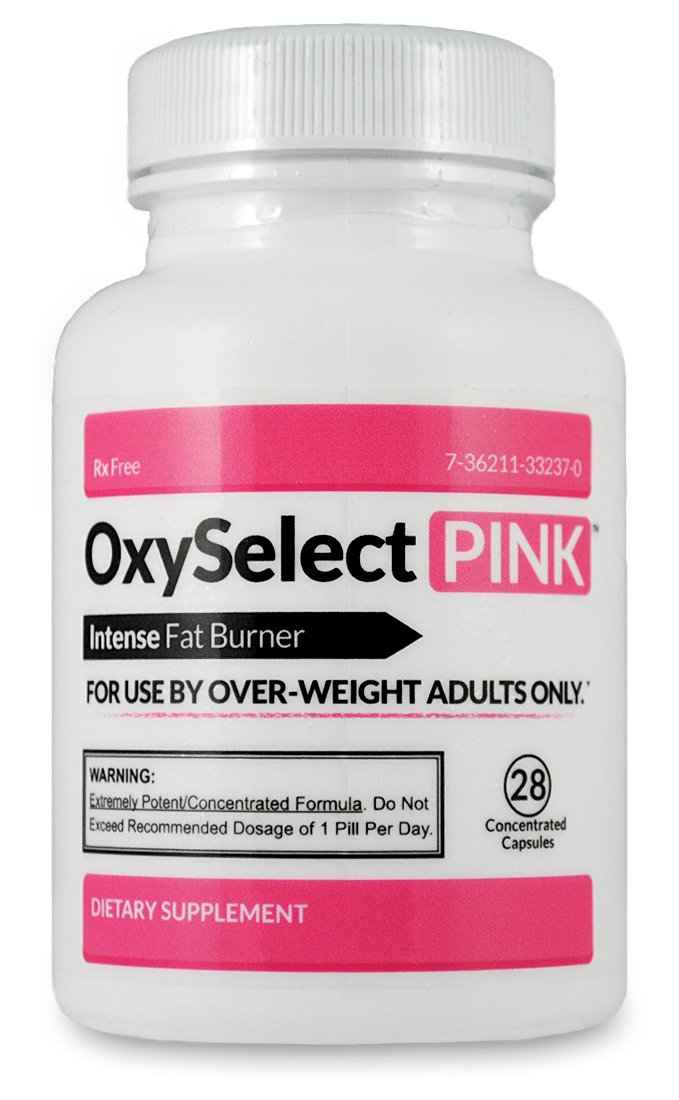 oxyselect pink review