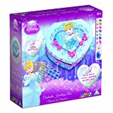 Sticky Mosaics Disney Princess Cinderella Heart Box