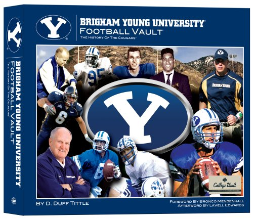 Image for Brigham Young University Football Vault (College Vault)
