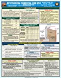 2012 International Residential Code Laminated Quick-Card