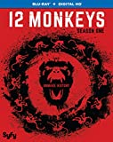12 Monkeys: Season 1 [Blu-ray]