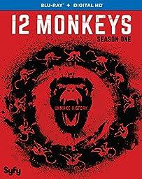12 Monkeys: Season 1 [Blu-ray]